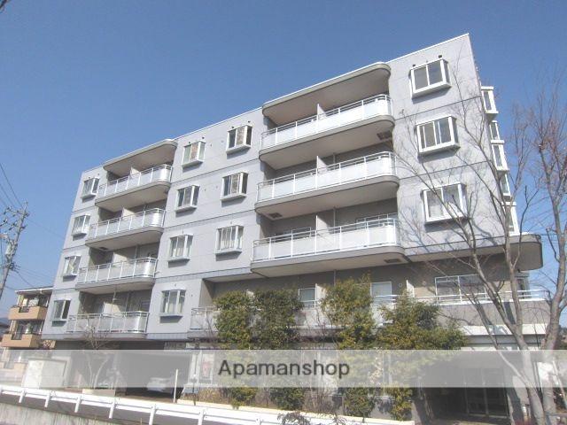 長野県長野市、北長野駅徒歩29分の築22年 5階建の賃貸マンション