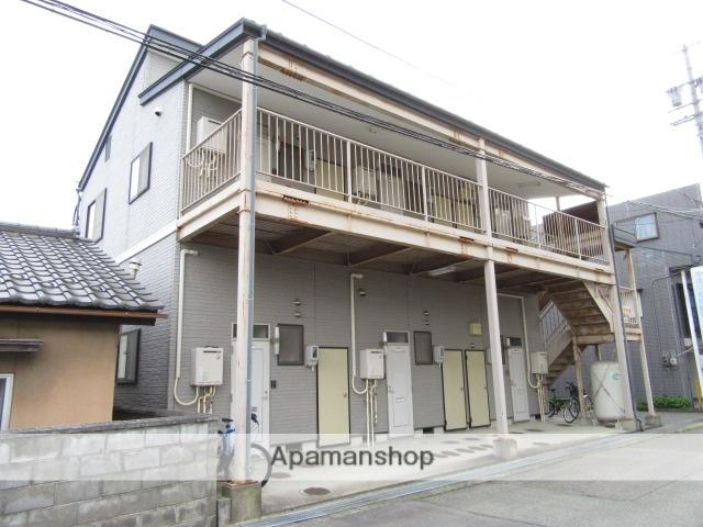 長野県長野市、本郷駅徒歩8分の築20年 2階建の賃貸アパート