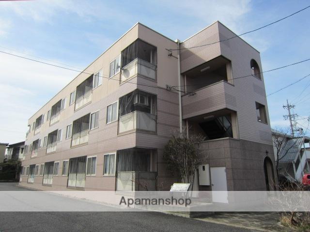 長野県長野市、朝陽駅徒歩10分の築22年 3階建の賃貸マンション