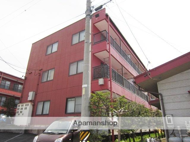 長野県長野市、三才駅徒歩21分の築22年 3階建の賃貸マンション