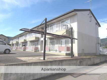 長野県長野市、北長野駅徒歩18分の築20年 2階建の賃貸アパート