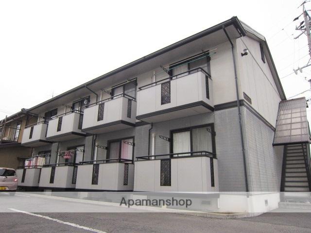 長野県長野市、附属中学前駅徒歩18分の築19年 2階建の賃貸アパート