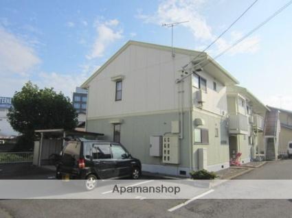 長野県長野市、北長野駅徒歩23分の築29年 2階建の賃貸アパート