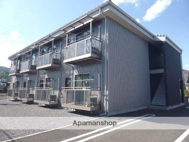 長野県長野市、北長野駅徒歩29分の築6年 2階建の賃貸アパート