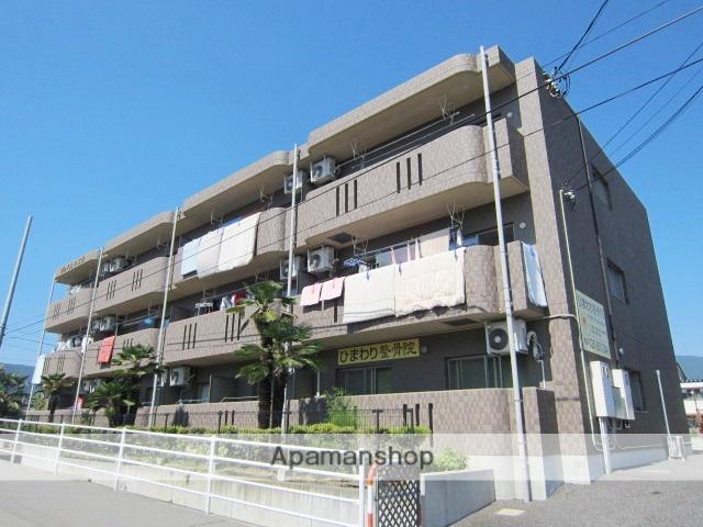 長野県長野市、北長野駅徒歩13分の築13年 3階建の賃貸マンション
