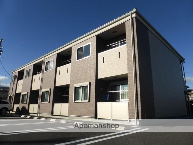 長野県長野市、長野駅徒歩39分の築5年 2階建の賃貸アパート