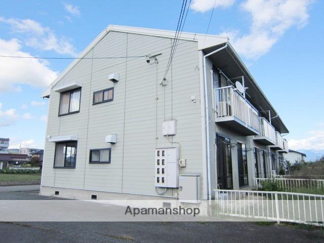 長野県長野市、北長野駅徒歩18分の築28年 2階建の賃貸アパート