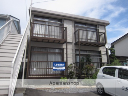 長野県長野市、本郷駅徒歩15分の築30年 2階建の賃貸アパート