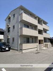 長野県長野市、北長野駅徒歩33分の築1年 3階建の賃貸アパート