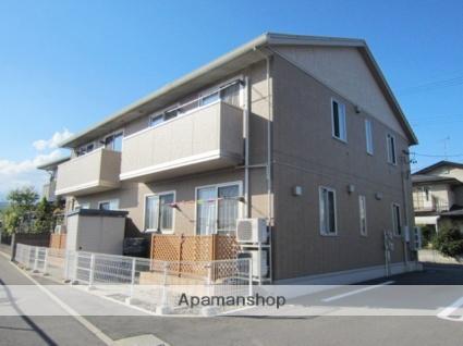 長野県長野市、北長野駅徒歩26分の築6年 2階建の賃貸アパート