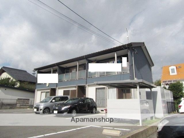 長野県長野市、市役所前駅徒歩16分の築9年 2階建の賃貸テラスハウス