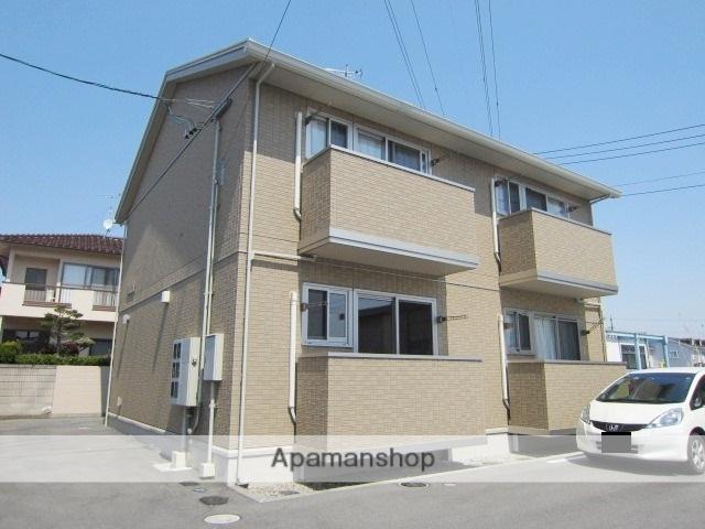 長野県長野市、北長野駅徒歩14分の築5年 2階建の賃貸アパート