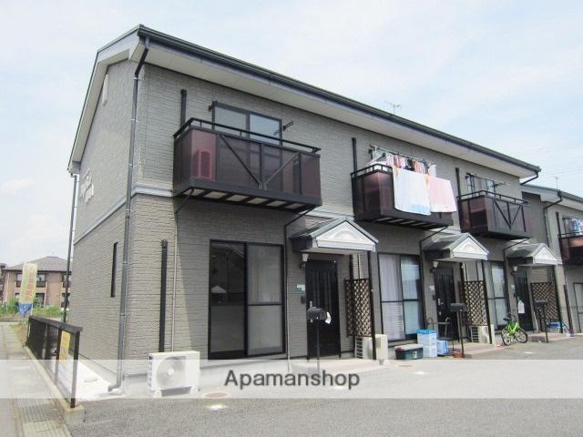長野県長野市、北長野駅徒歩14分の築15年 2階建の賃貸テラスハウス
