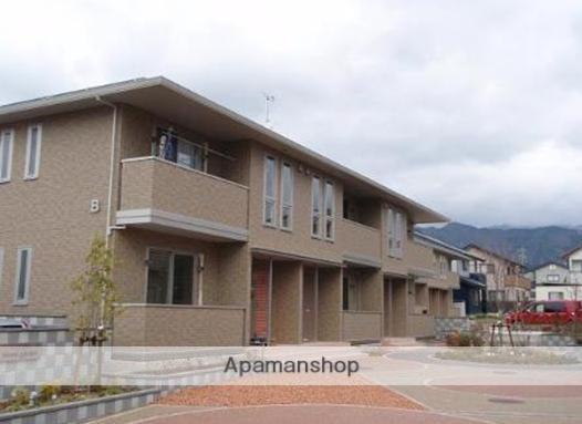 長野県須坂市、須坂駅徒歩19分の築7年 2階建の賃貸アパート