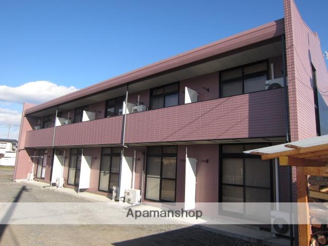 長野県長野市、北長野駅徒歩30分の築19年 2階建の賃貸アパート