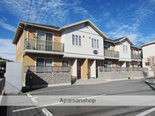 長野県長野市、北長野駅徒歩12分の築9年 2階建の賃貸アパート