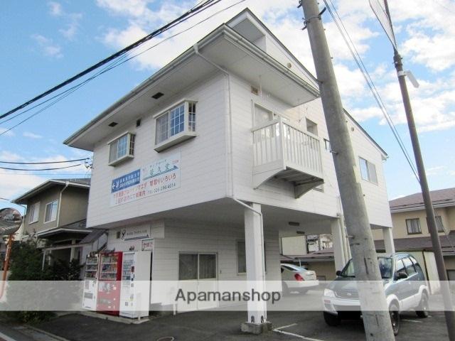 長野県長野市、三才駅徒歩19分の築33年 2階建の賃貸アパート