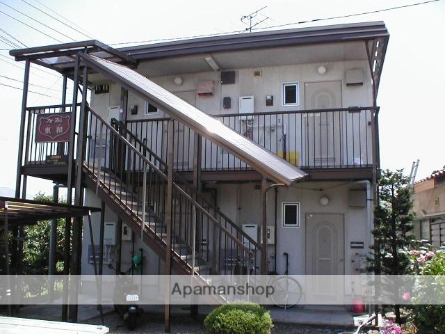 長野県長野市、北長野駅徒歩16分の築26年 2階建の賃貸アパート