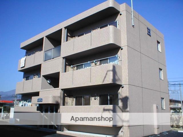 長野県長野市、朝陽駅徒歩1分の築10年 3階建の賃貸マンション