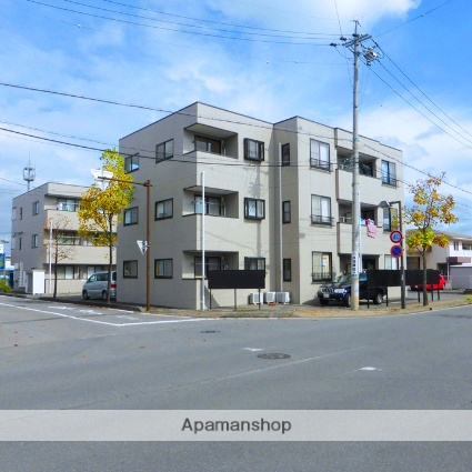長野県長野市、朝陽駅徒歩27分の築18年 3階建の賃貸マンション