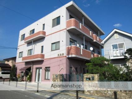 長野県長野市、長野駅徒歩12分の築12年 3階建の賃貸マンション