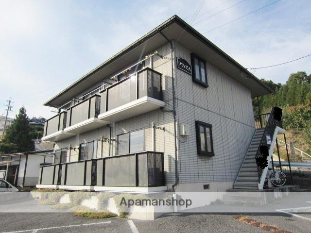 長野県長野市、三才駅徒歩2分の築20年 2階建の賃貸アパート