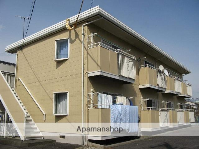 長野県長野市、北長野駅徒歩14分の築27年 2階建の賃貸アパート
