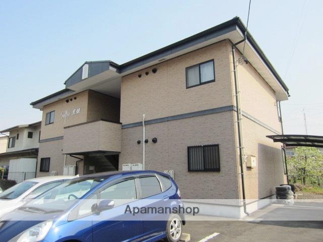 長野県長野市、三才駅徒歩15分の築15年 2階建の賃貸アパート