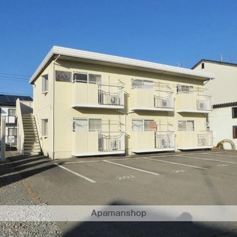 長野県長野市、朝陽駅徒歩12分の築25年 2階建の賃貸アパート