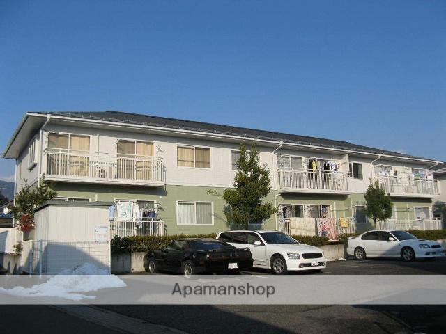 長野県長野市、北長野駅徒歩22分の築23年 2階建の賃貸アパート