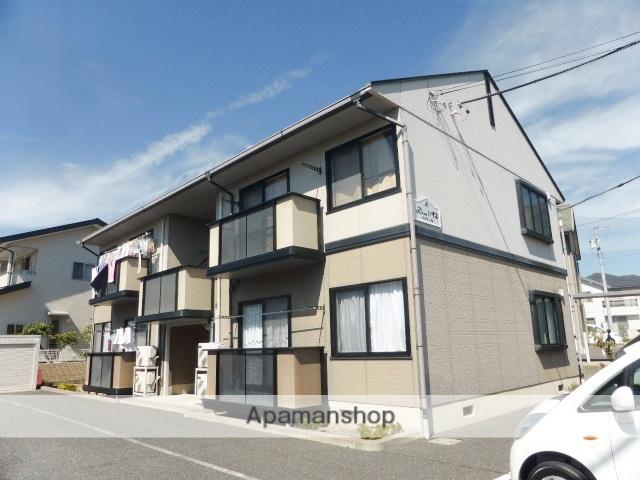 長野県長野市、朝陽駅徒歩10分の築18年 2階建の賃貸アパート