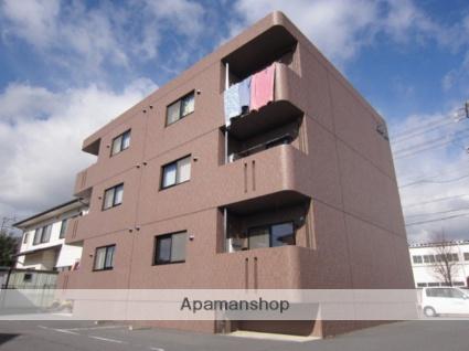 長野県長野市、安茂里駅徒歩15分の築13年 3階建の賃貸マンション
