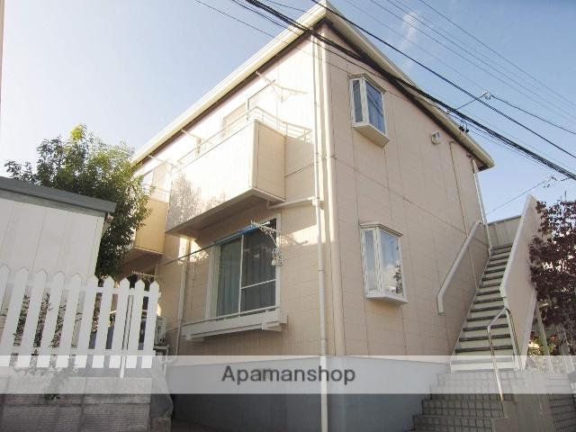 長野県長野市、北長野駅徒歩12分の築26年 2階建の賃貸アパート