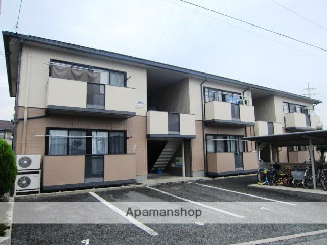 長野県長野市、北長野駅徒歩16分の築19年 2階建の賃貸アパート