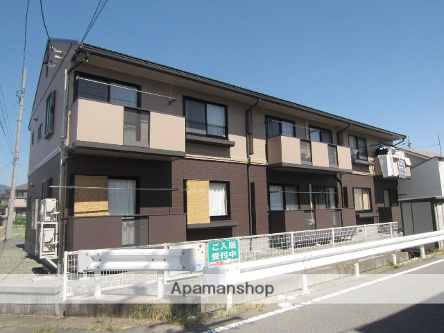 長野県長野市、北長野駅徒歩32分の築20年 2階建の賃貸アパート