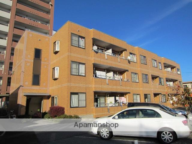 長野県長野市、長野駅徒歩33分の築20年 3階建の賃貸マンション