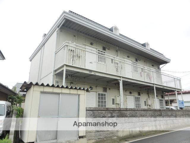 長野県長野市、三才駅徒歩20分の築25年 2階建の賃貸アパート
