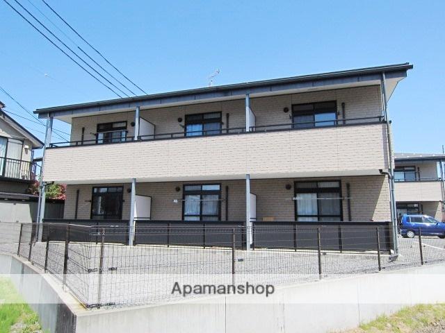 長野県長野市、北長野駅徒歩25分の築12年 2階建の賃貸アパート