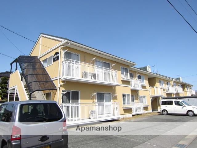 長野県長野市、安茂里駅徒歩22分の築26年 2階建の賃貸アパート