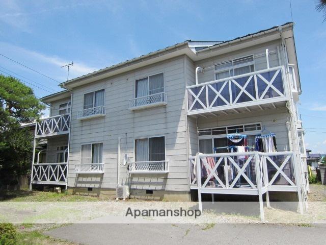 長野県長野市、朝陽駅徒歩9分の築21年 2階建の賃貸アパート