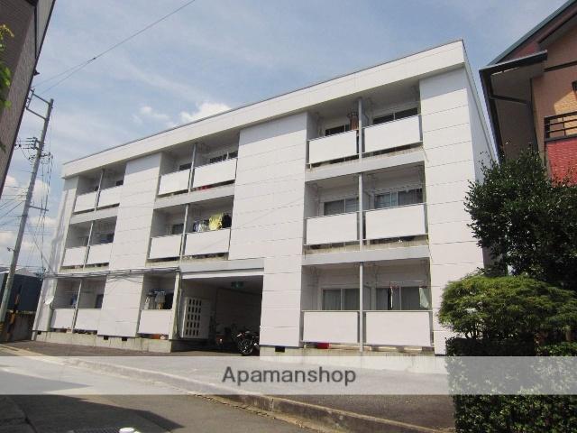 長野県長野市、北長野駅徒歩6分の築28年 3階建の賃貸マンション