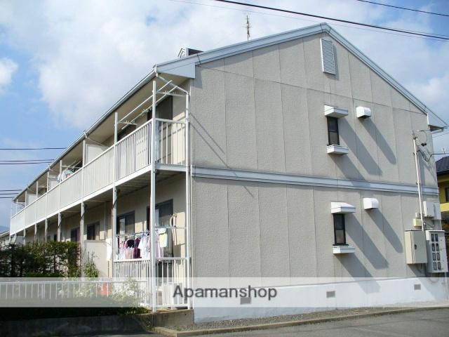 長野県長野市、北長野駅徒歩30分の築29年 2階建の賃貸アパート