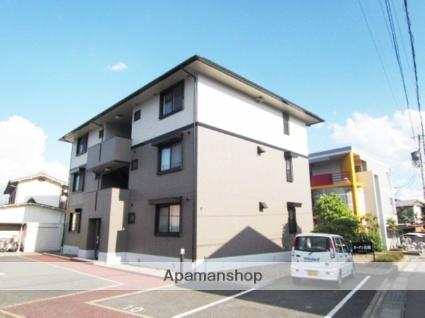 長野県長野市、長野駅徒歩19分の築17年 3階建の賃貸マンション