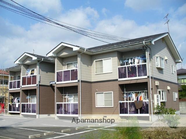 長野県長野市、北長野駅徒歩38分の築21年 2階建の賃貸アパート