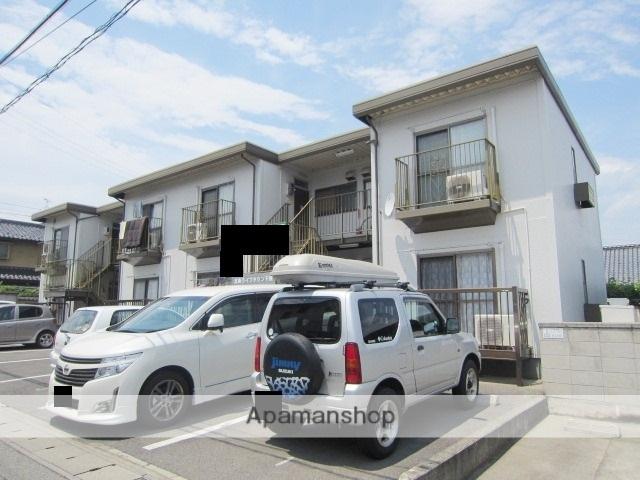 長野県長野市、長野駅徒歩23分の築29年 2階建の賃貸アパート