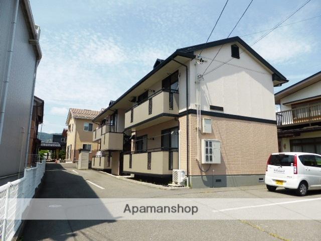 長野県長野市、北長野駅徒歩17分の築19年 2階建の賃貸アパート