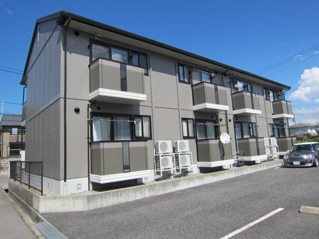 長野県長野市、川中島駅徒歩49分の築17年 2階建の賃貸アパート