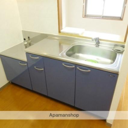 北長野レジデンス[2LDK/53.72m2]のキッチン