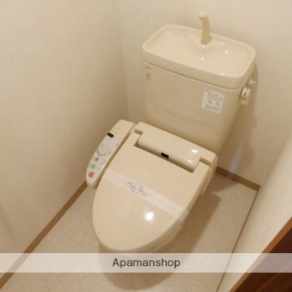 北長野レジデンス[2LDK/53.72m2]のトイレ