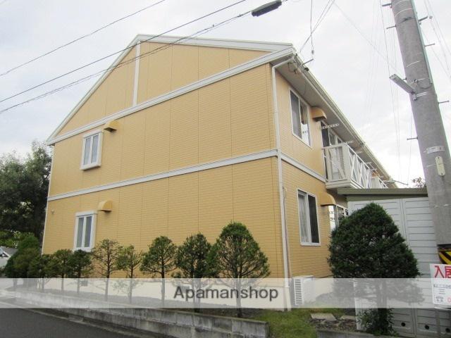 長野県長野市、本郷駅徒歩14分の築22年 2階建の賃貸アパート